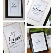 Engagement, Wedding, Anniversary